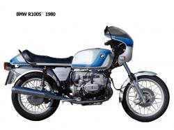 BMW R100RS 1980 #10