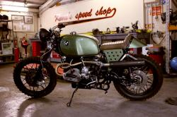 BMW R100RS 1980 #6