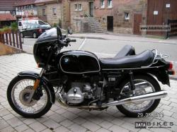 BMW R100RS 1981 #10