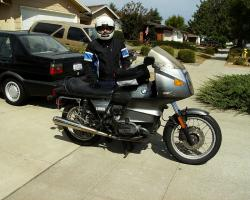 BMW R100RS 1981 #12