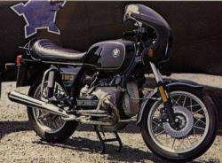 BMW R100RS 1981 #7