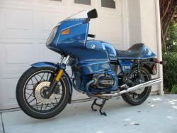 BMW R100RS 1983 #9