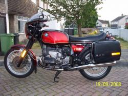 BMW R100RS 1983 #2