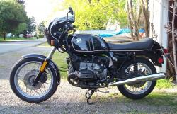 BMW R100RS 1983 #8