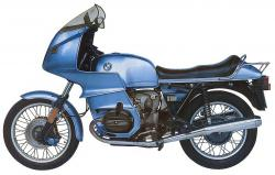 BMW R100RS #4