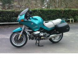 BMW R1100RS 1993 #6