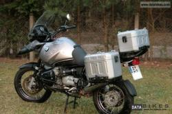 BMW R1150GS Adventure 2003 #11