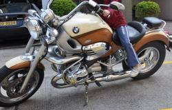 BMW R1200 Independent 2001 #9