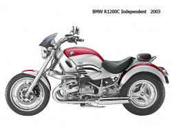 BMW R1200C Independence 2005 #5
