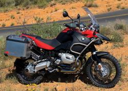 BMW R1200GS Adventure 2008 #11