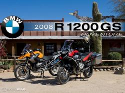 BMW R1200GS Adventure 2008 #6