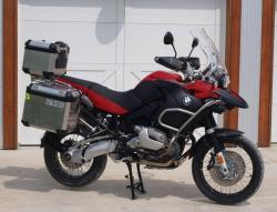 BMW R1200GS Adventure 2008 #8