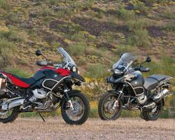 BMW R1200GS Adventure 2008 #9