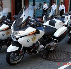 BMW R1200RT Police 2007 #7