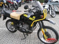 BMW R80RT (reduced effect) 1991