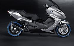 BMW Scooter #7