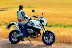 BMW Super motard #5