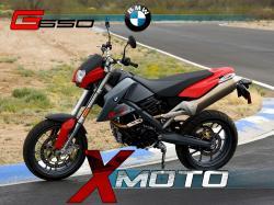 BMW Super motard #6