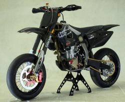 BMW Super motard #7