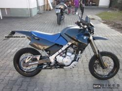 BMW Super motard #8