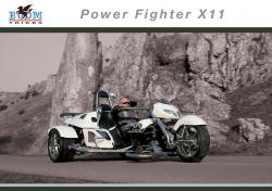 Boom Trikes Fighter X11 Basic 2010 #2