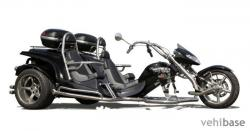 Boom Trikes Fighter X12 Basic 2010