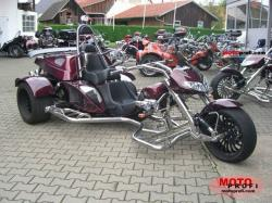 Boom Trikes Mustang ST1 2011 #14