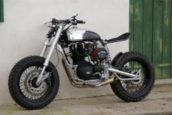 Borile B500CR Cafe Racer #7
