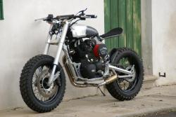 Borile B500CR Cafe Racer #8