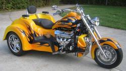 Boss Hoss BHC-9 Coupe 445 Trike #10