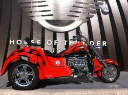 Boss Hoss BHC-9 Coupe 445 Trike #5