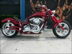 Bourget Fat Daddy Chopper 330 2011
