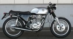 BSA SR 500 Gold - For the Lovers of Classics