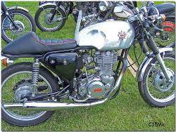BSA SR 500 Gold #2