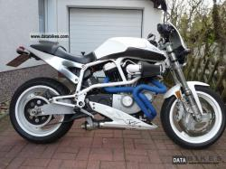Buell White Lightning 1998 #11