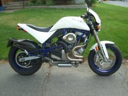 Buell White Lightning 1998 #2
