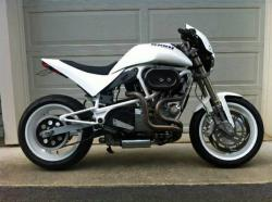 Buell White Lightning 1998 #5