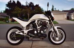 Buell White Lightning #6