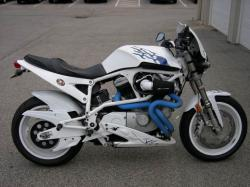 Buell X1W White Lightning 2002 #4