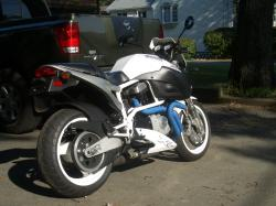 Buell X1W White Lightning #5