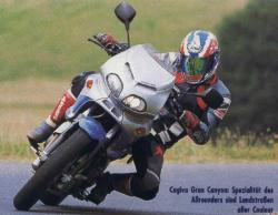Cagiva Grand Canyon 900 I.E. 1997 #9