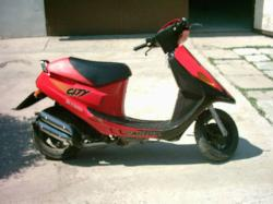Cagiva Scooter #5