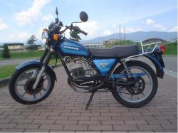Cagiva SST 350 (with sidecar) 1982 #2