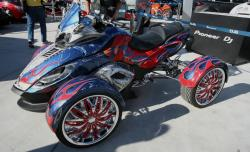 Can-Am Spyder Roadster #8