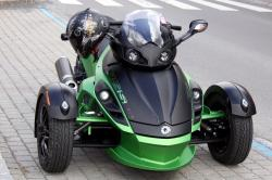Can-Am Spyder Roadster 2008 #11