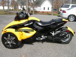 Can-Am Spyder Roadster 2008 #12