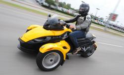 Can-Am Spyder Roadster 2008 #15