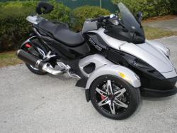 Can-Am Spyder Roadster 2008 #3