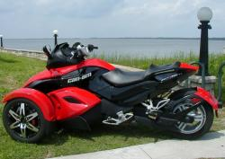 Can-Am Spyder Roadster #4