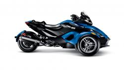 Can-Am Spyder Roadster RS 2011 #11